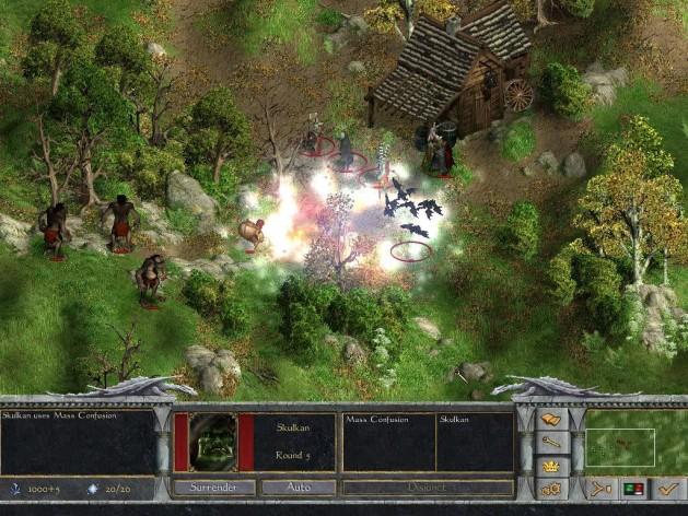 Screenshot 6 - Age of Wonders: Shadow Magic