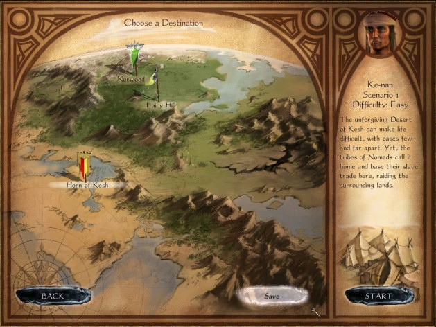 Screenshot 2 - Age of Wonders: Shadow Magic