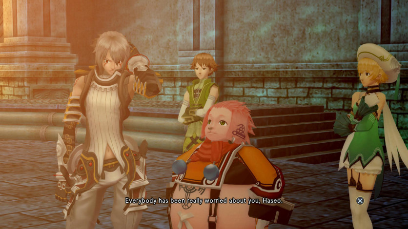Screenshot 9 - .hack//G.U. Last Recode