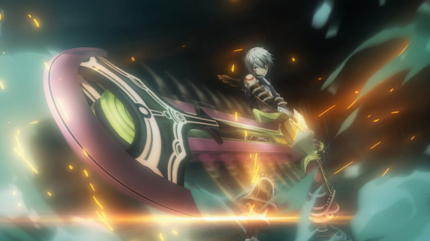 Screenshot 4 - .hack//G.U. Last Recode