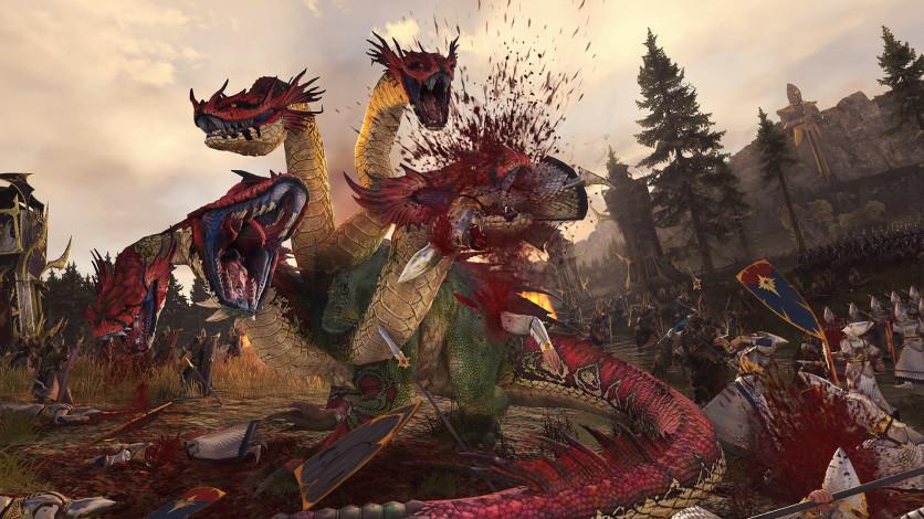 Screenshot 3 - Total War: WARHAMMER II – Blood for the Blood God