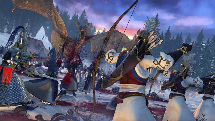 Screenshot 2 - Total War: WARHAMMER II – Blood for the Blood God