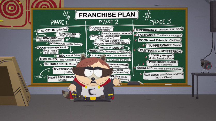 Screenshot 3 - South Park: The Fractured But Whole - Relics of Zaron