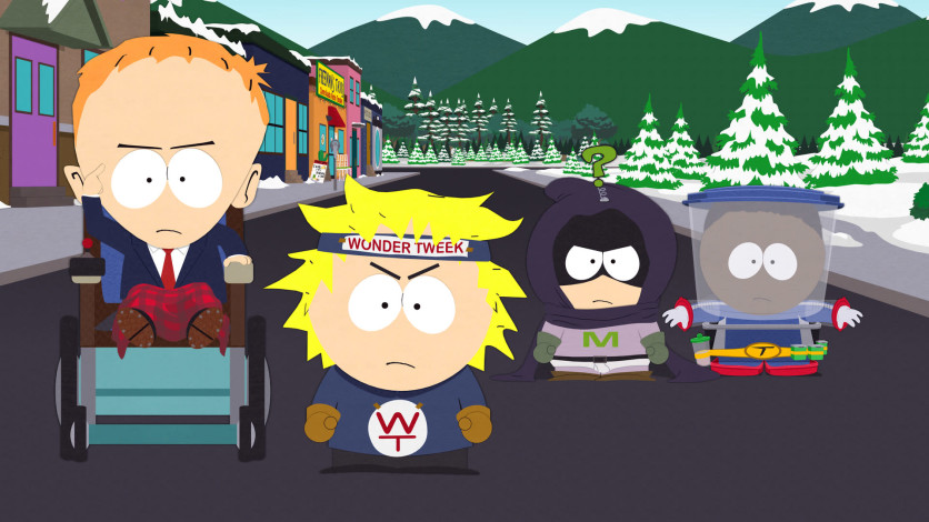 Screenshot 10 - South Park: The Fractured But Whole - Relics of Zaron