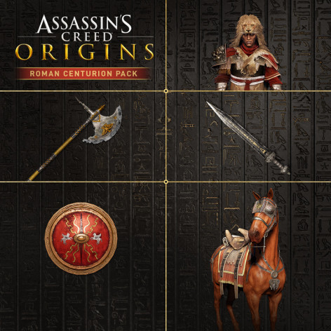Screenshot 3 - Assassin's Creed Origins - Roman Centurion Pack