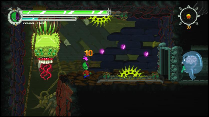 Screenshot 2 - Nightmare Boy