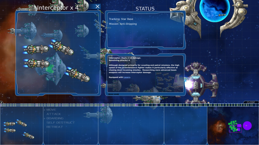 Screenshot 8 - Stars in Shadow: Legacies