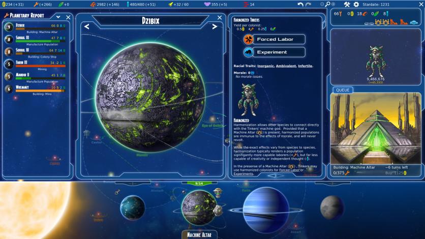 Screenshot 2 - Stars in Shadow: Legacies