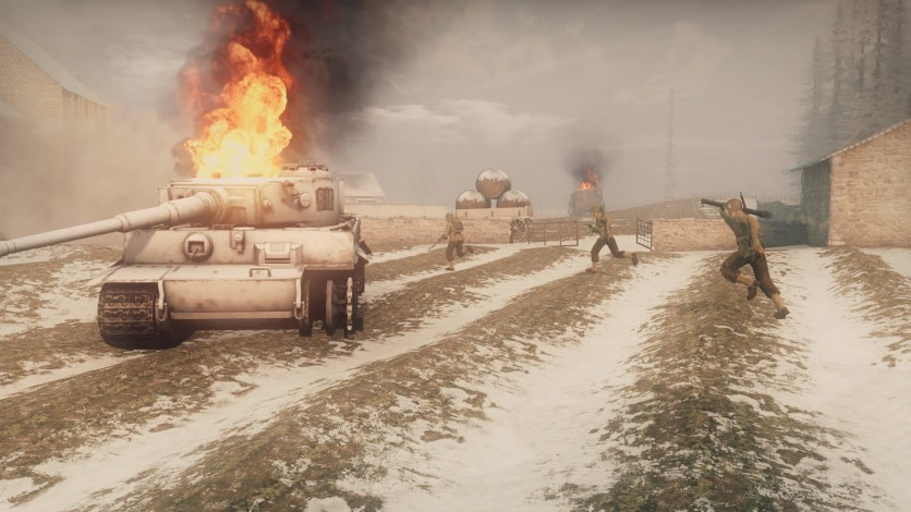 Screenshot 7 - Day of Infamy: Deluxe Edition
