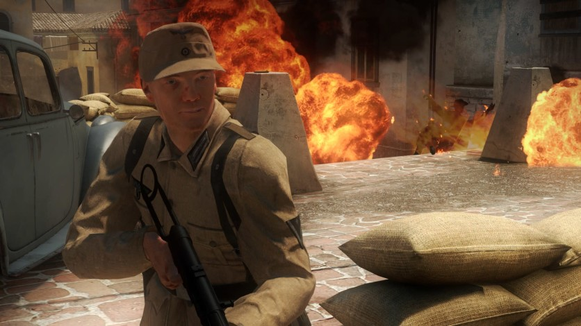 Screenshot 3 - Day of Infamy: Deluxe Edition