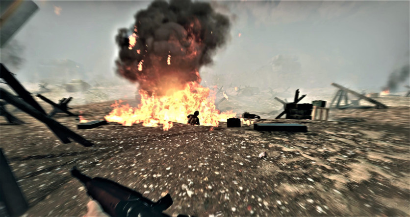 Screenshot 10 - Day of Infamy: Deluxe Edition