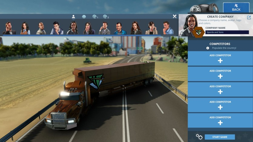 Screenshot 3 - Transroad USA