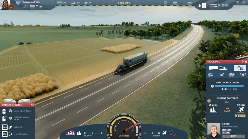 Screenshot 4 - Transroad USA