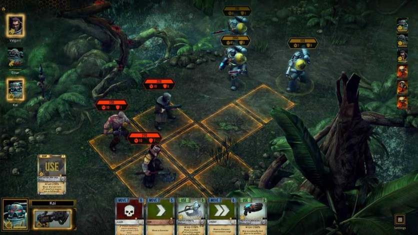 Screenshot 3 - Warhammer 40,000: Space Wolf