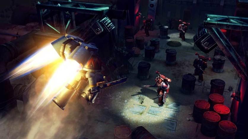Screenshot 9 - Warhammer 40,000: Space Wolf