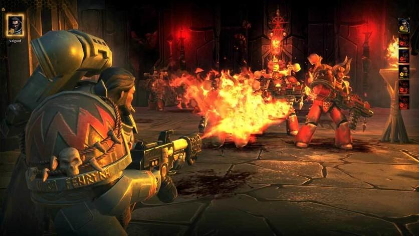 Screenshot 4 - Warhammer 40,000: Space Wolf