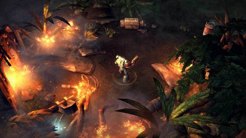 Screenshot 2 - Warhammer 40,000: Space Wolf