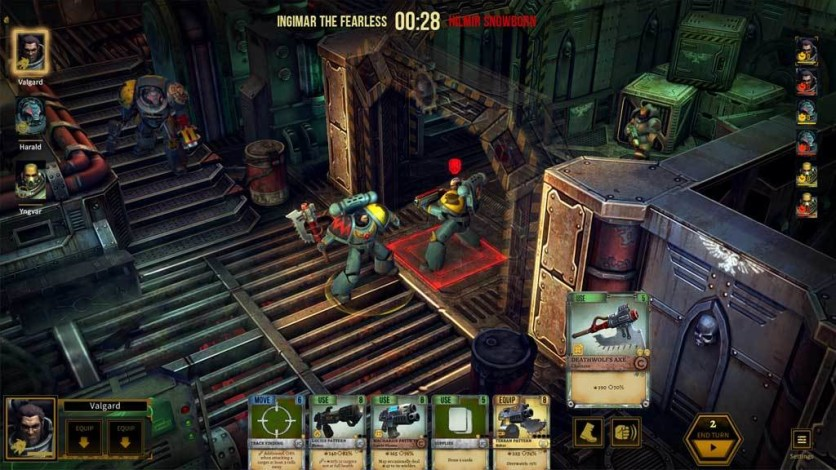 Screenshot 8 - Warhammer 40,000: Space Wolf