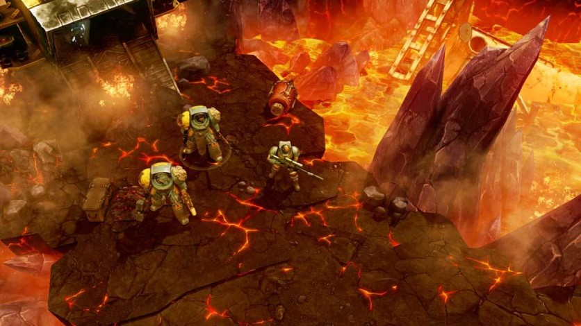 Screenshot 5 - Warhammer 40,000: Space Wolf