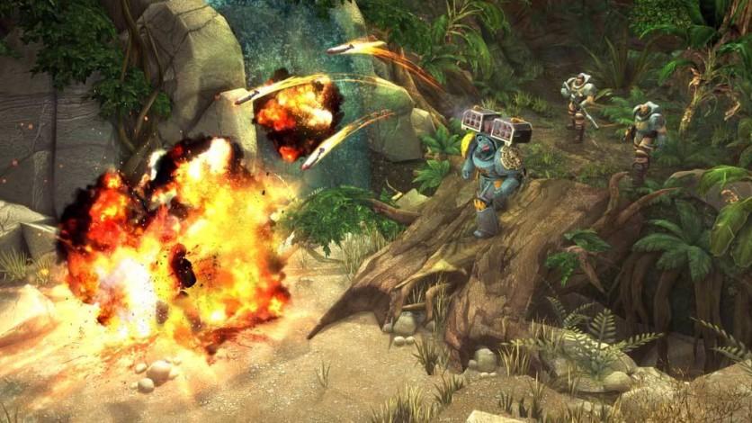 Screenshot 7 - Warhammer 40,000: Space Wolf
