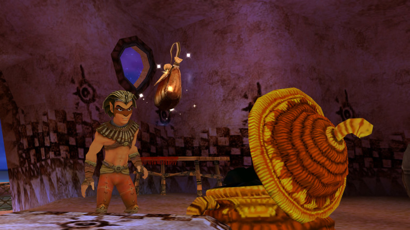 Screenshot 2 - Sphinx and the Cursed Mummy