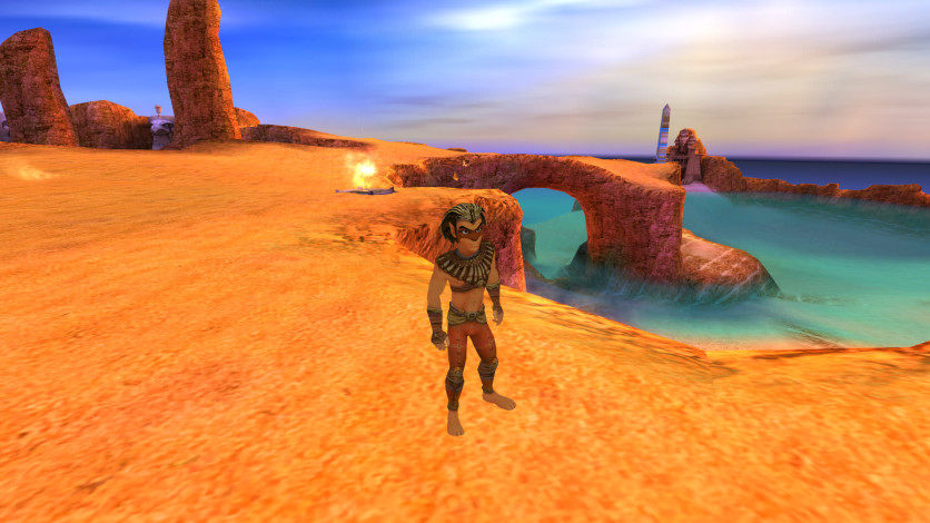 Screenshot 5 - Sphinx and the Cursed Mummy