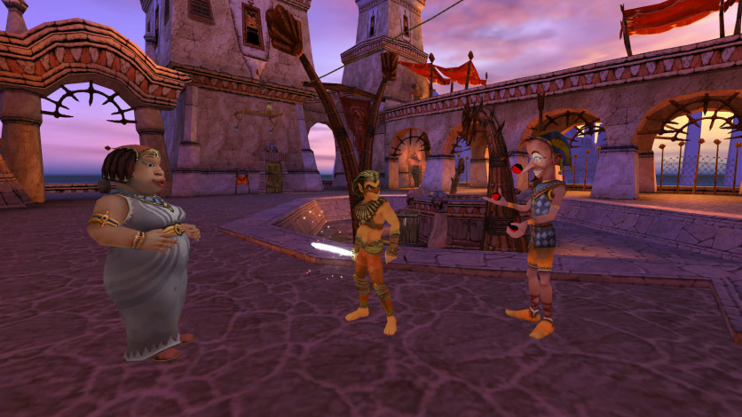Screenshot 6 - Sphinx and the Cursed Mummy