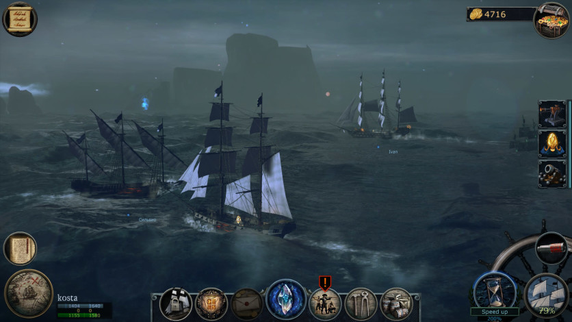 Screenshot 6 - Tempest: Pirate Action RPG
