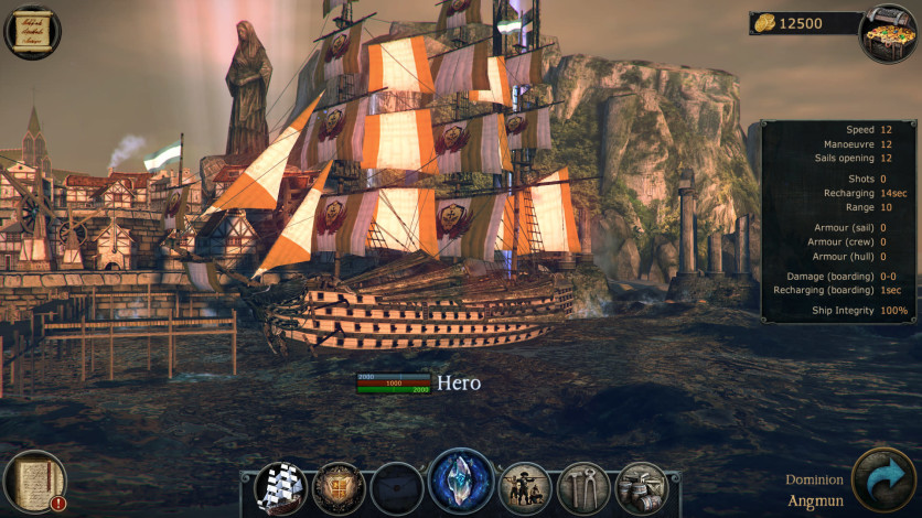 Screenshot 16 - Tempest: Pirate Action RPG