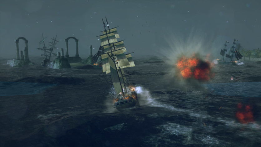 Screenshot 14 - Tempest: Pirate Action RPG