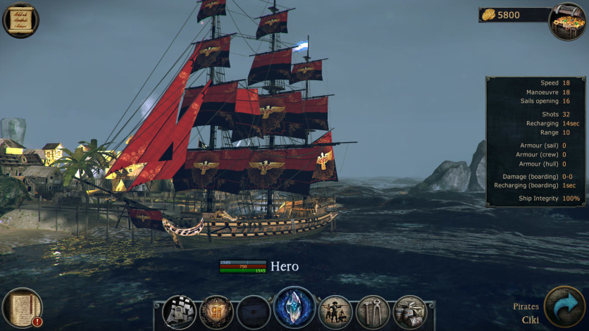 Screenshot 17 - Tempest: Pirate Action RPG