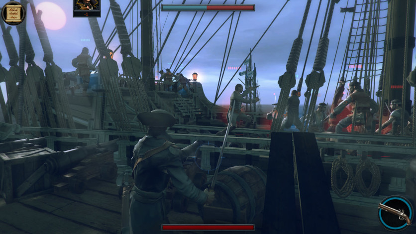 Screenshot 3 - Tempest: Pirate Action RPG