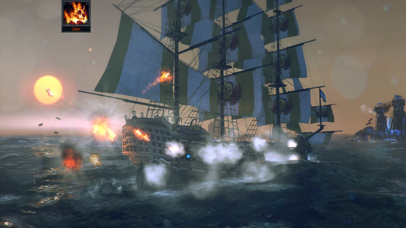 Screenshot 9 - Tempest: Pirate Action RPG