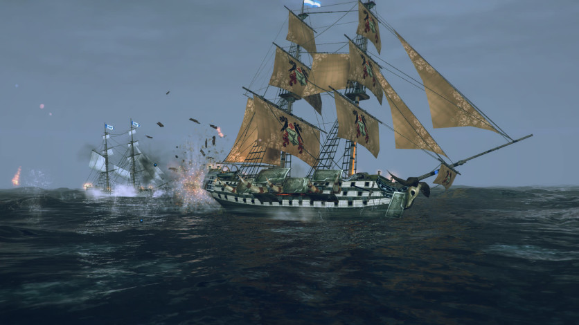 Screenshot 2 - Tempest: Pirate Action RPG