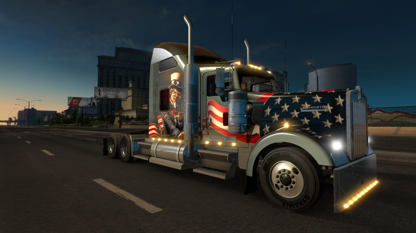 Screenshot 18 - American Truck Simulator: Enchanted Edition