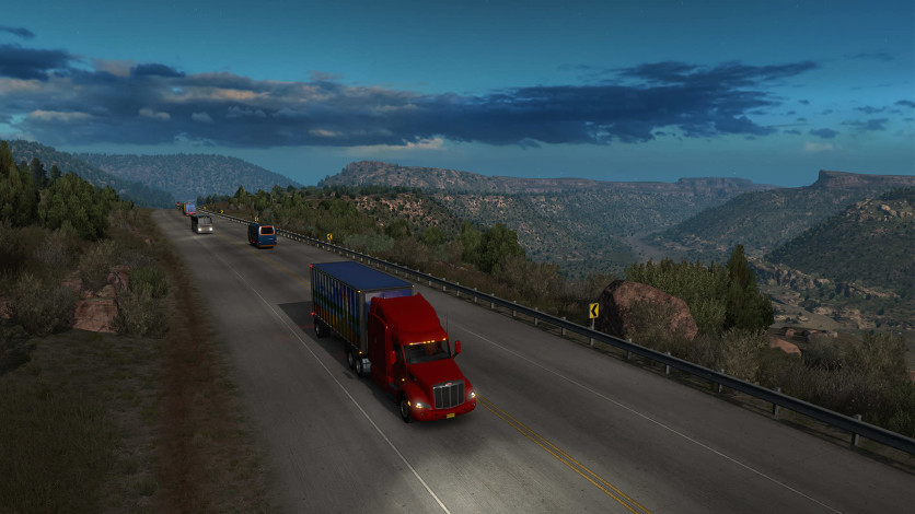 Screenshot 8 - American Truck Simulator: Enchanted Edition