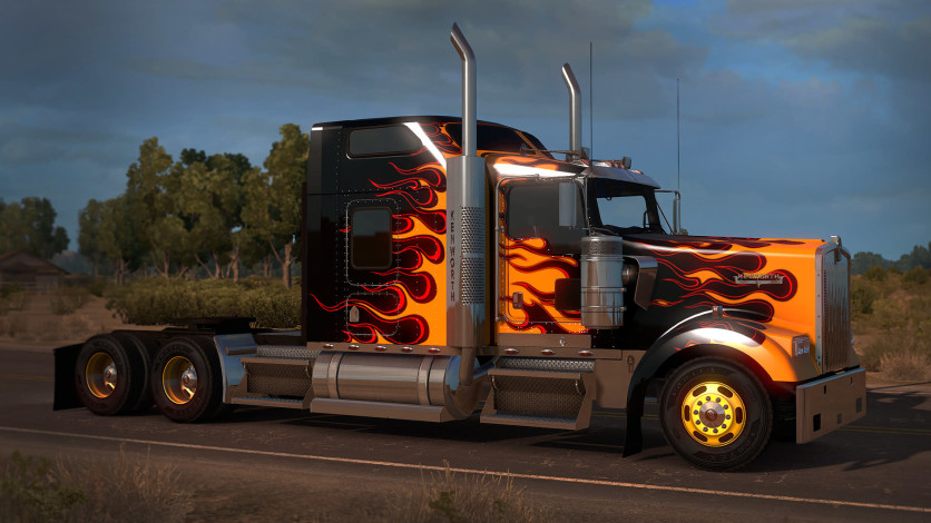 Screenshot 20 - American Truck Simulator: Enchanted Edition