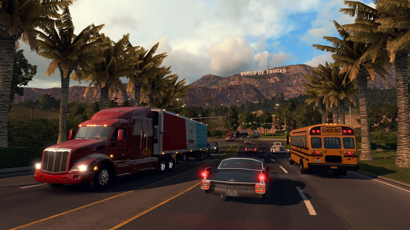 Screenshot 15 - American Truck Simulator: Enchanted Edition