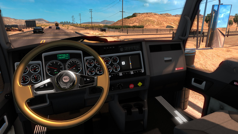 Screenshot 14 - American Truck Simulator: Enchanted Edition