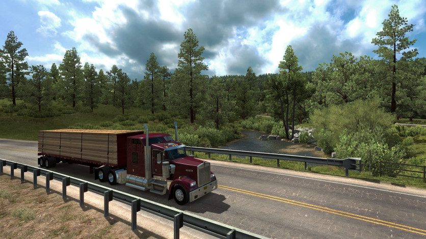 Screenshot 16 - American Truck Simulator: Enchanted Edition