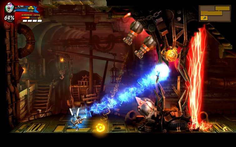 Screenshot 10 - Rogue Stormers Deluxe