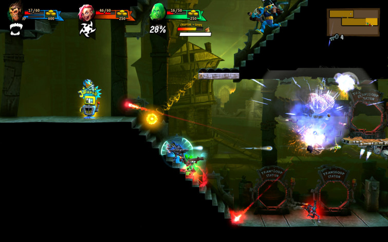 Screenshot 6 - Rogue Stormers Deluxe