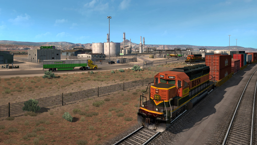 Screenshot 6 - American Truck Simulator - New Mexico