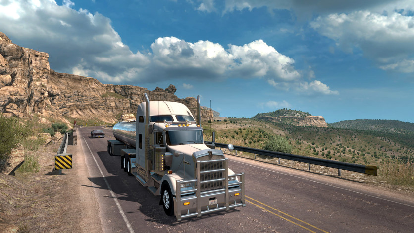 Screenshot 1 - American Truck Simulator - New Mexico