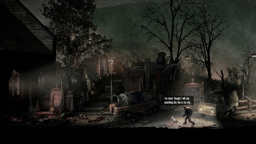 Screenshot 4 - This War of Mine: Stories - Father's Promise