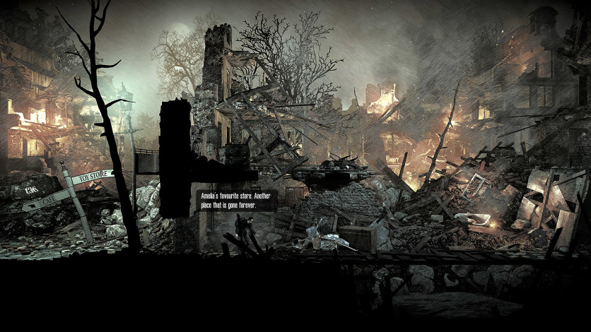 Screenshot 2 - This War of Mine: Stories - Father's Promise