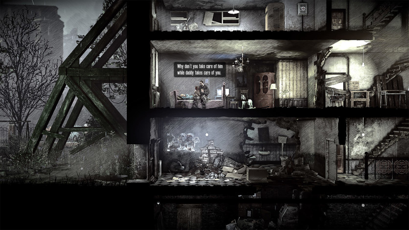 Screenshot 6 - This War of Mine: Stories - Father's Promise