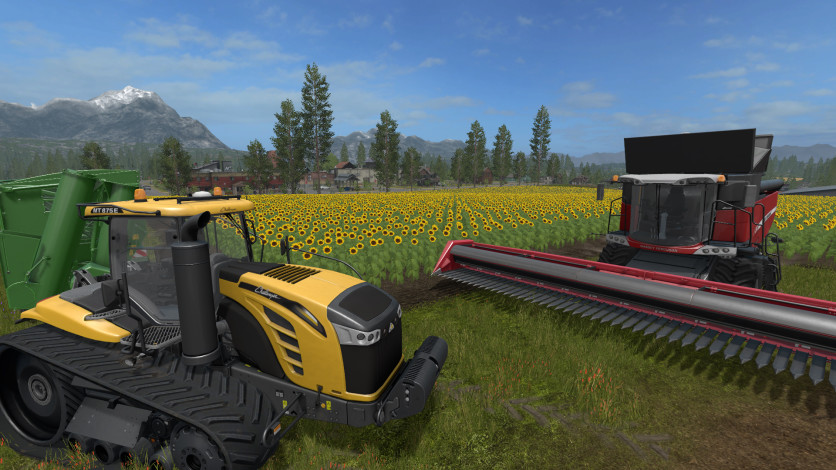 Screenshot 2 - Farming Simulator 17 - Platinum Edition