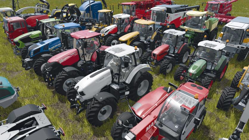 Screenshot 4 - Farming Simulator 17 - Platinum Edition