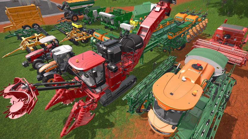 Screenshot 6 - Farming Simulator 17 - Platinum Edition